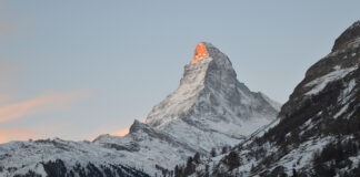 Tour Around the Mountains of Zermatt