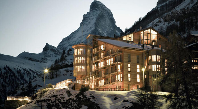 When Traveling To Zermatt, The Accommodation is Endless!